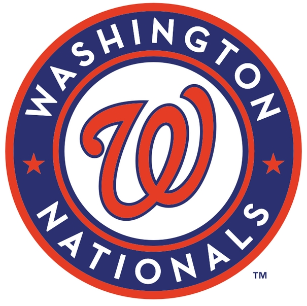 Washington Nationals Logo Vector PNG
