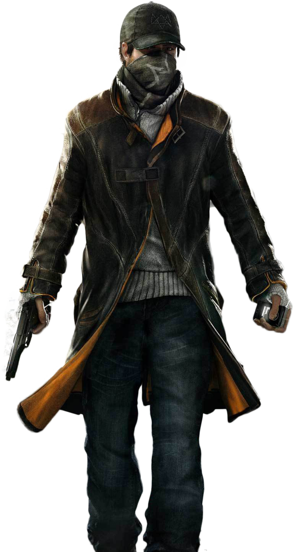 Watch Dogs PNG - 563