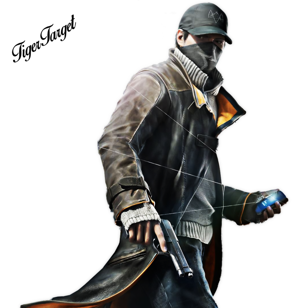 Watch Dogs HD PNG - 95612