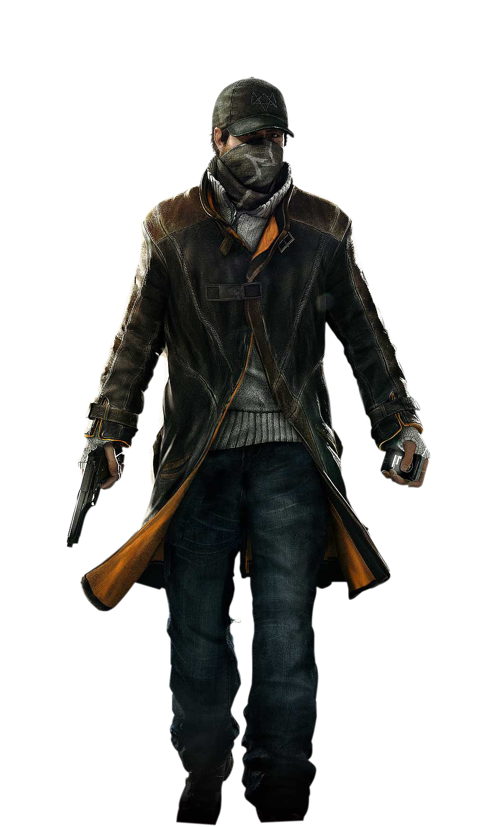 Watch Dogs PNG Picture