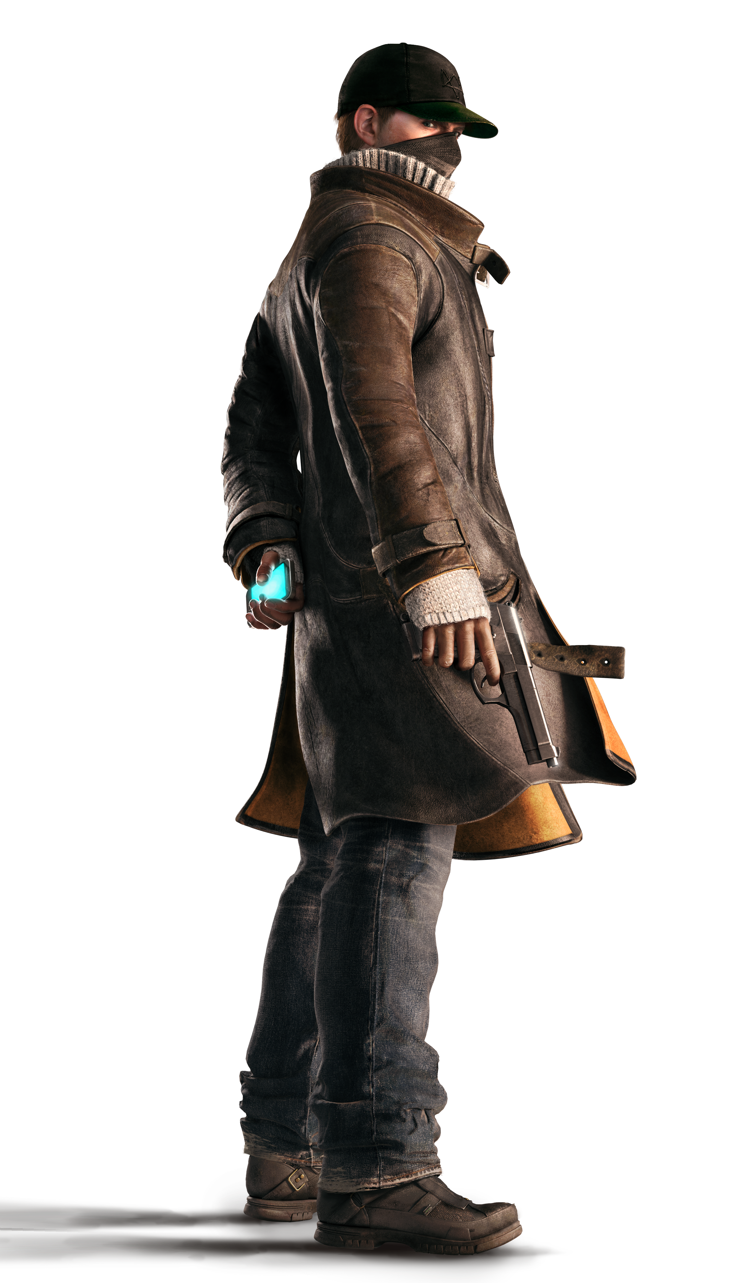 Watch Dogs HD PNG - 95616