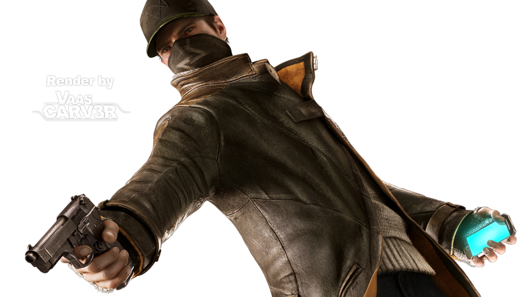 Watch Dogs HD PNG - 95621