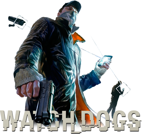 Watch Dogs HD PNG - 95629
