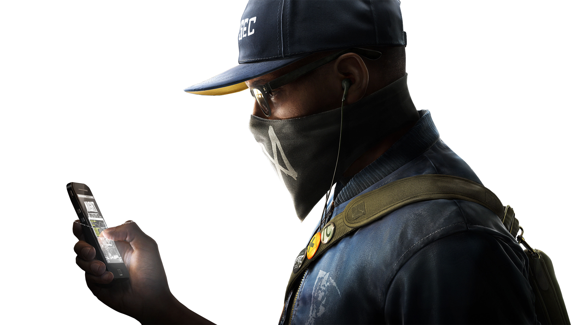. PlusPng.com Watch Dogs 2 Ma
