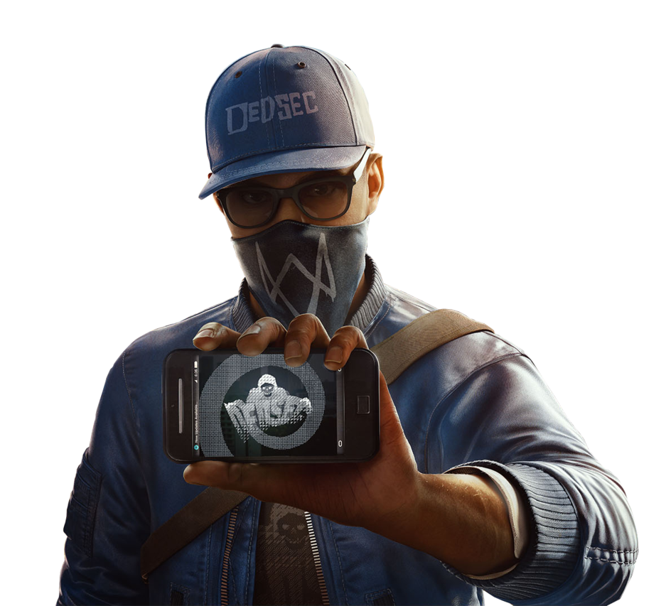 Watch Dogs HD PNG - 95627