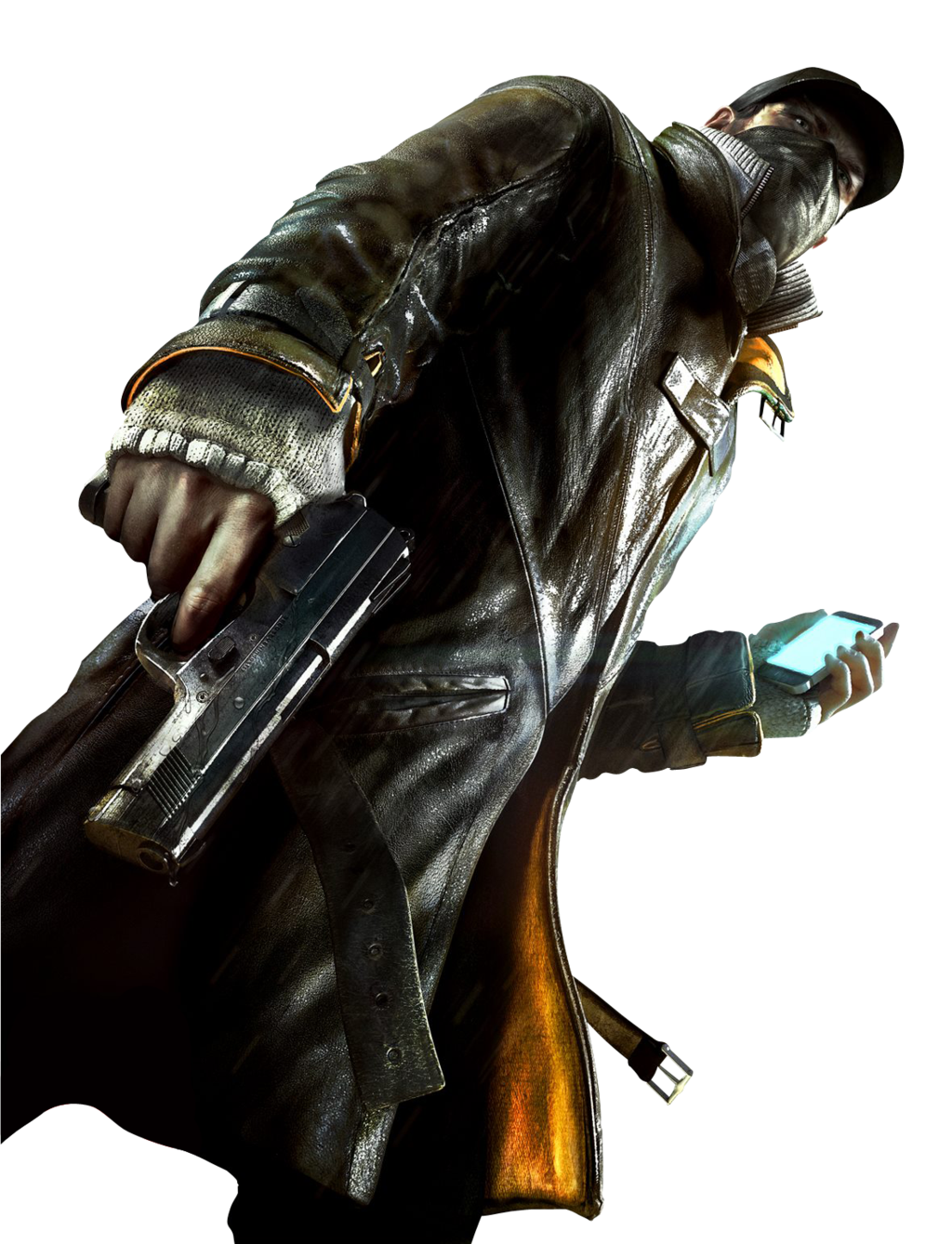Watch Dogs HD PNG - 95613