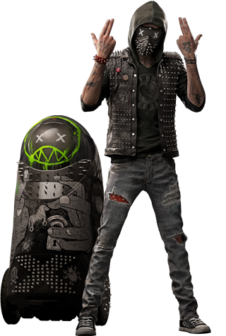 Watch Dogs HD PNG - 95626