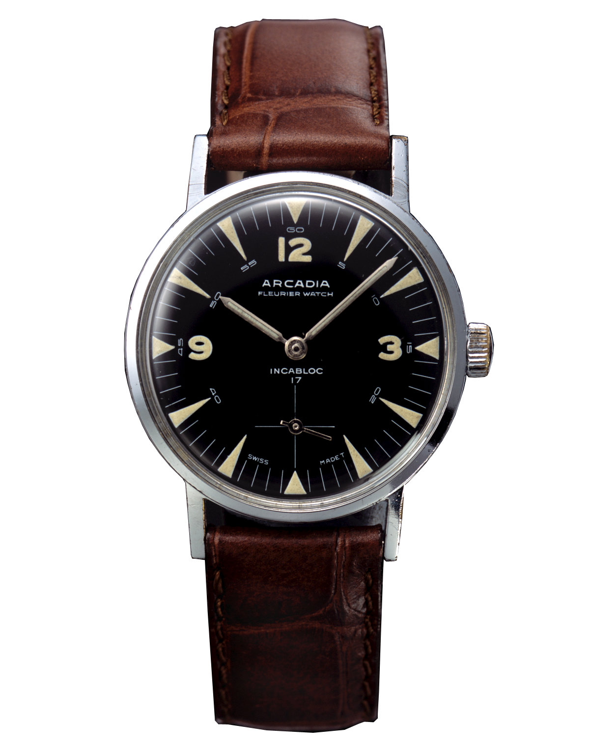 File:Arcadia watch c 1950.png - Watch PNG
