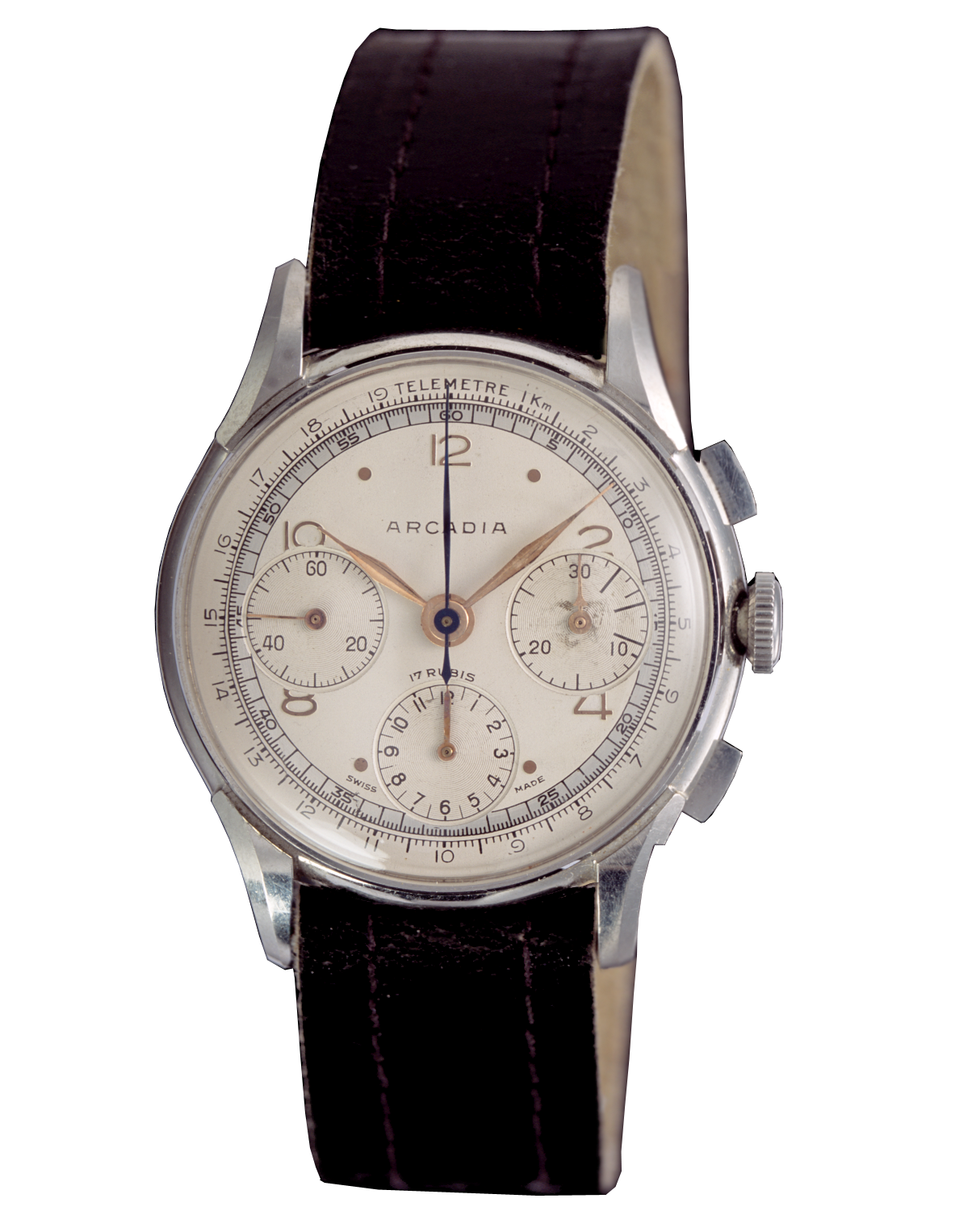 File:Arcadia watch c1960.png - Watch PNG