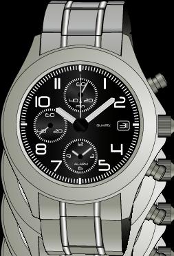 File:Qtz watch.png - Watch PNG