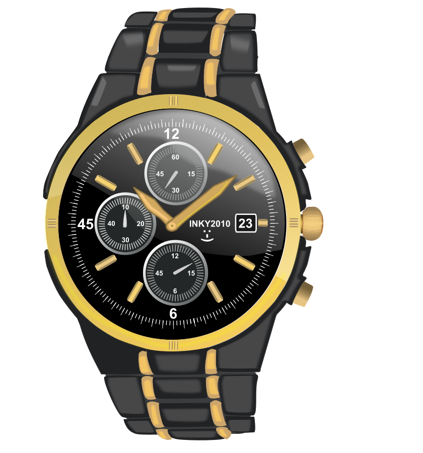 How to set Use Arm watch SVG vector (Vector PlusPng.com  - Watch PNG