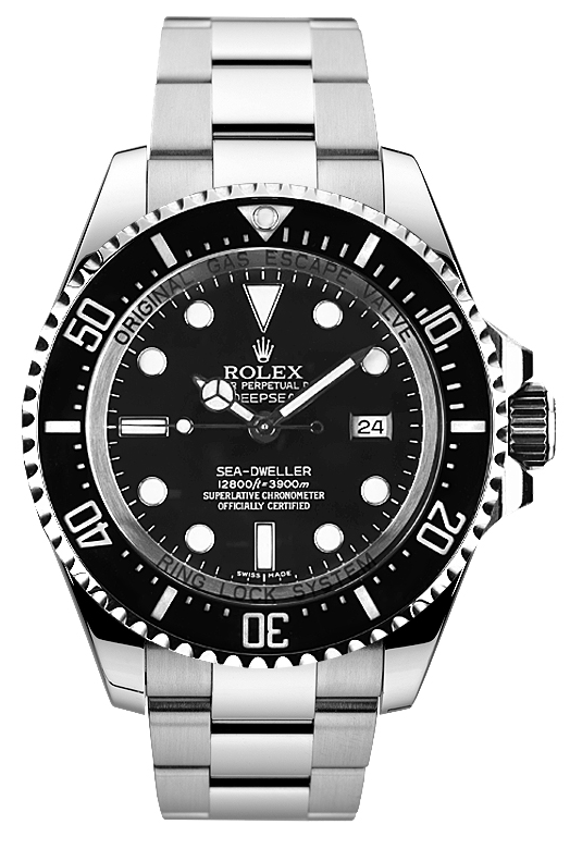 Rolex Watch PNG Transparent I
