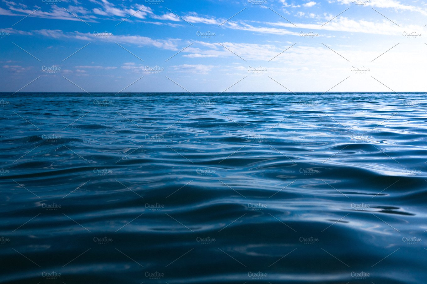 Water And Sky PNG - 169639