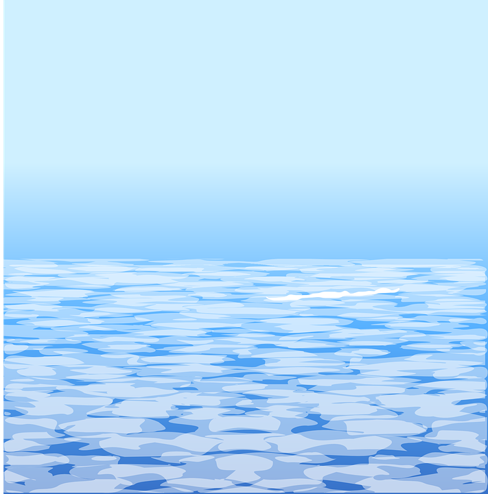 Water And Sky PNG - 169635