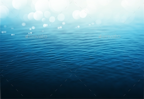 Water And Sky PNG - 169650
