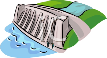 Water Dam PNG - 134740