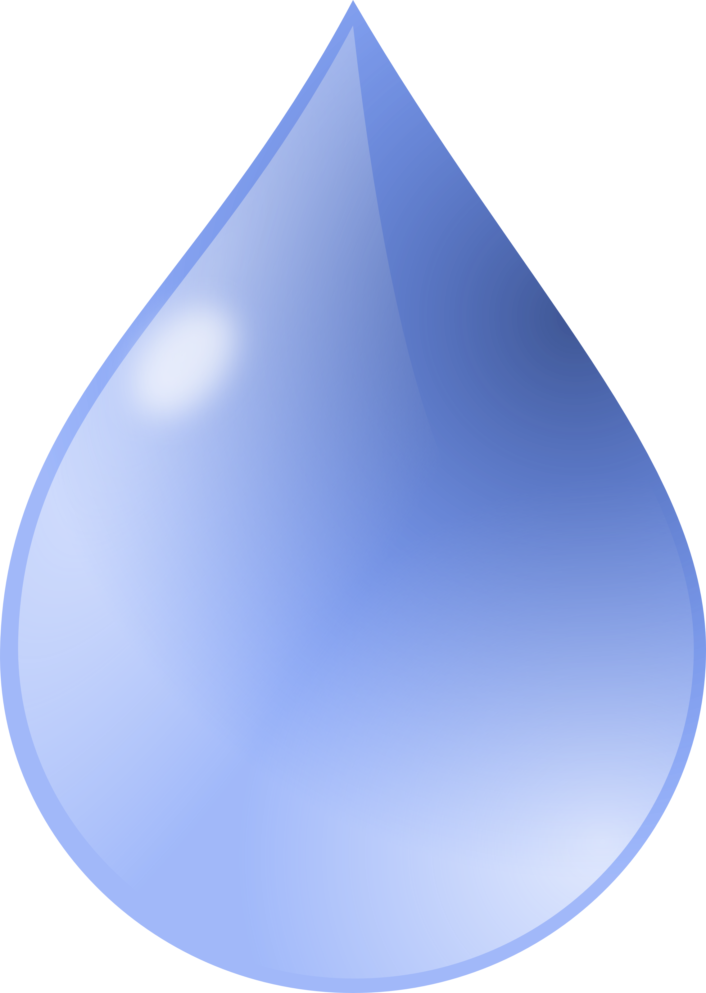 Water Droplet PNG HD - 121199