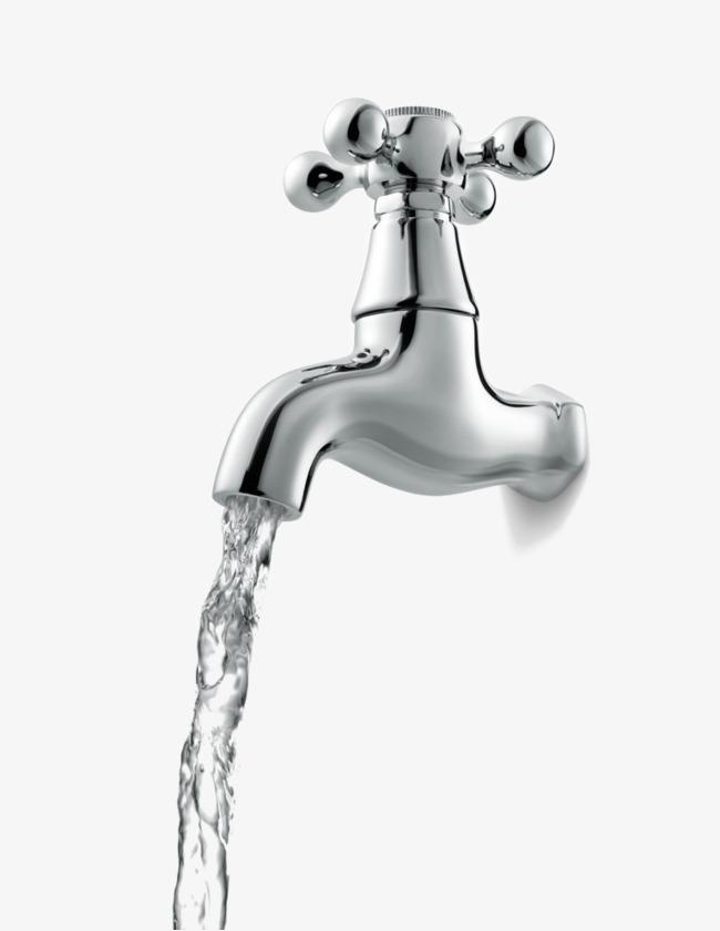Water Faucet PNG - 151045