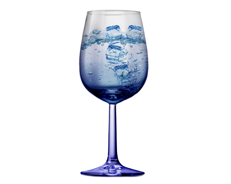 Water Glass - Water Glass HD PNG