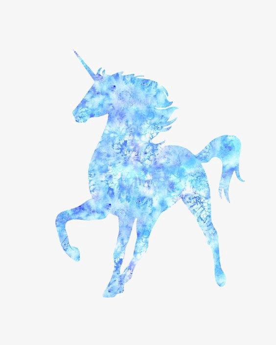water unicorn, Unicorn Illustration, Horse PNG Image and Clipart - Water Horse PNG