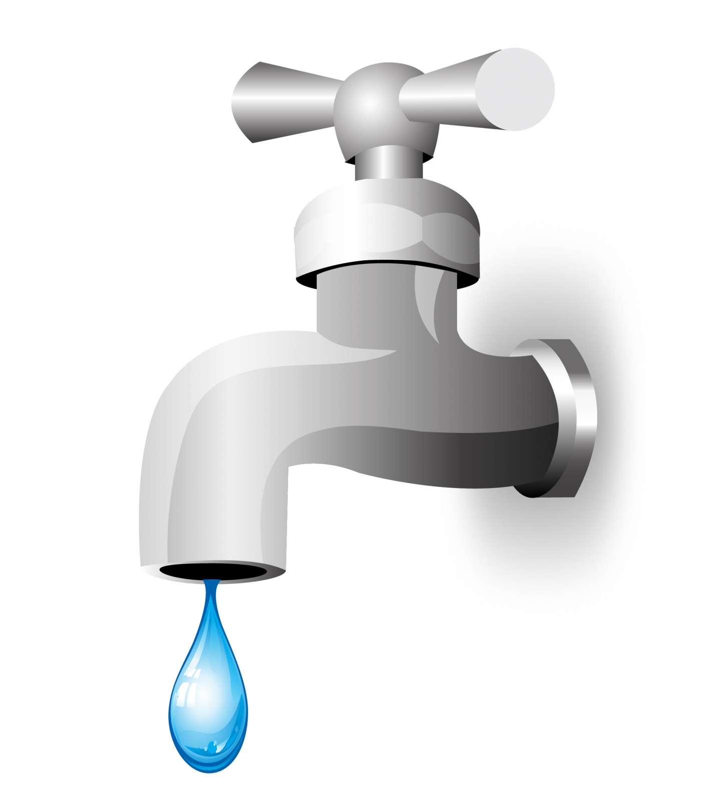Water tap free vector - Tap PNG