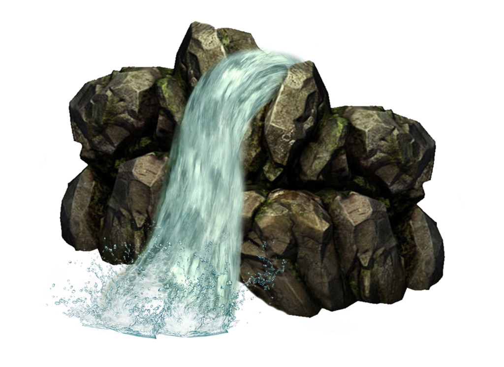Waterfall PNG HD - 151240
