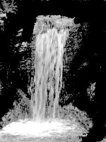 Waterfall Clear by MindSabotage - Waterfall PNG