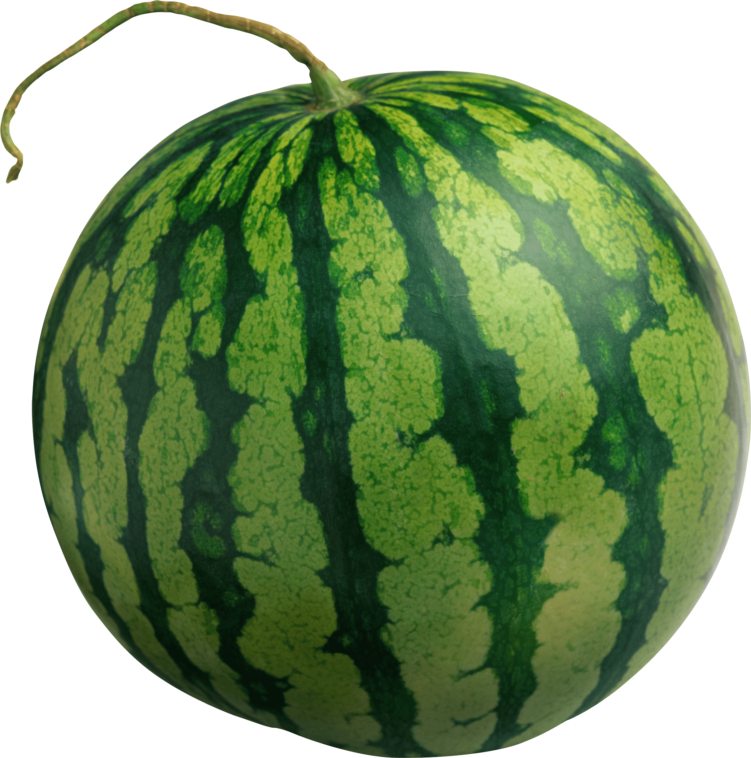 Large Isolated Watermelon - Watermelon PNG