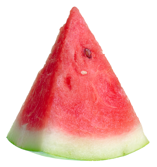 Watermelon Slice PNG File - Watermelon PNG