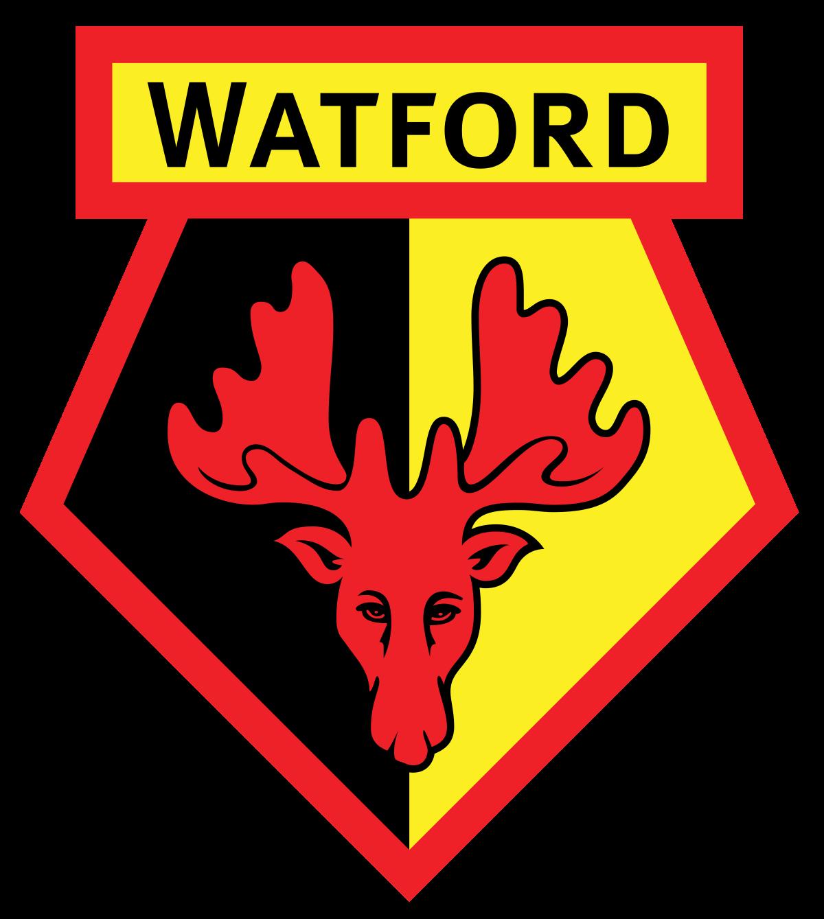 Watford Fc Logo PNG-PlusPNG.com-1200 - Watford Fc Logo PNG