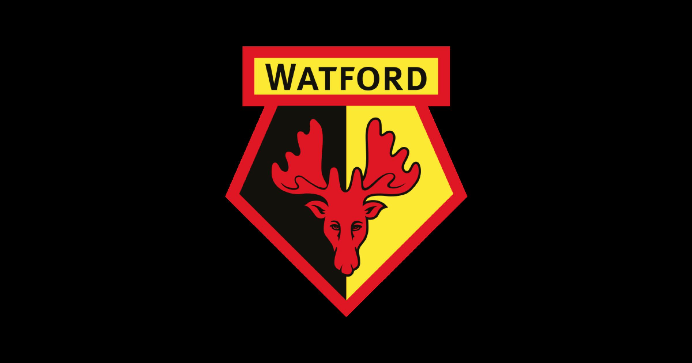 Watford Fc Logo PNG-PlusPNG.com-2400 - Watford Fc Logo PNG