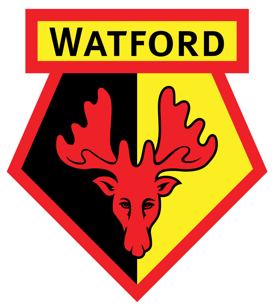 Watford Fc Logo PNG-PlusPNG.com-918 - Watford Fc Logo PNG