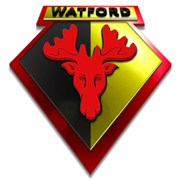 Watford Fc Logo PNG - 39257