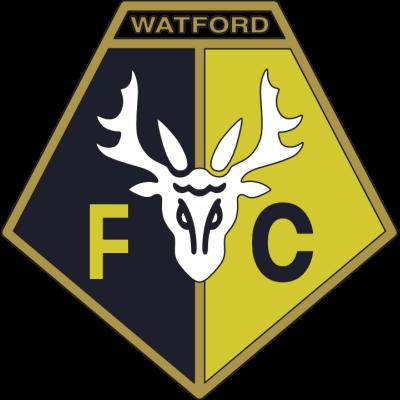 Previous Logos. watford-fc-old.png - Watford Fc Logo PNG