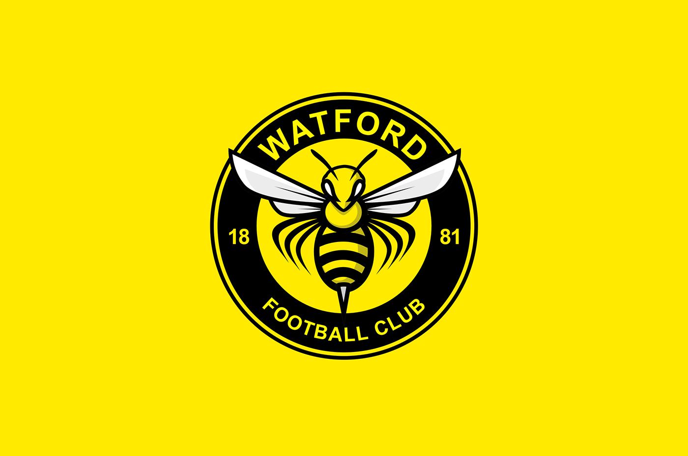 Watford Fc Logo PNG - 39262