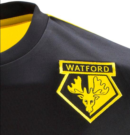Watford Fc Logo PNG - 39260