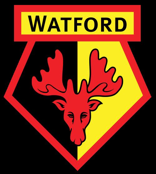 Watford Fc Logo PNG - 39248
