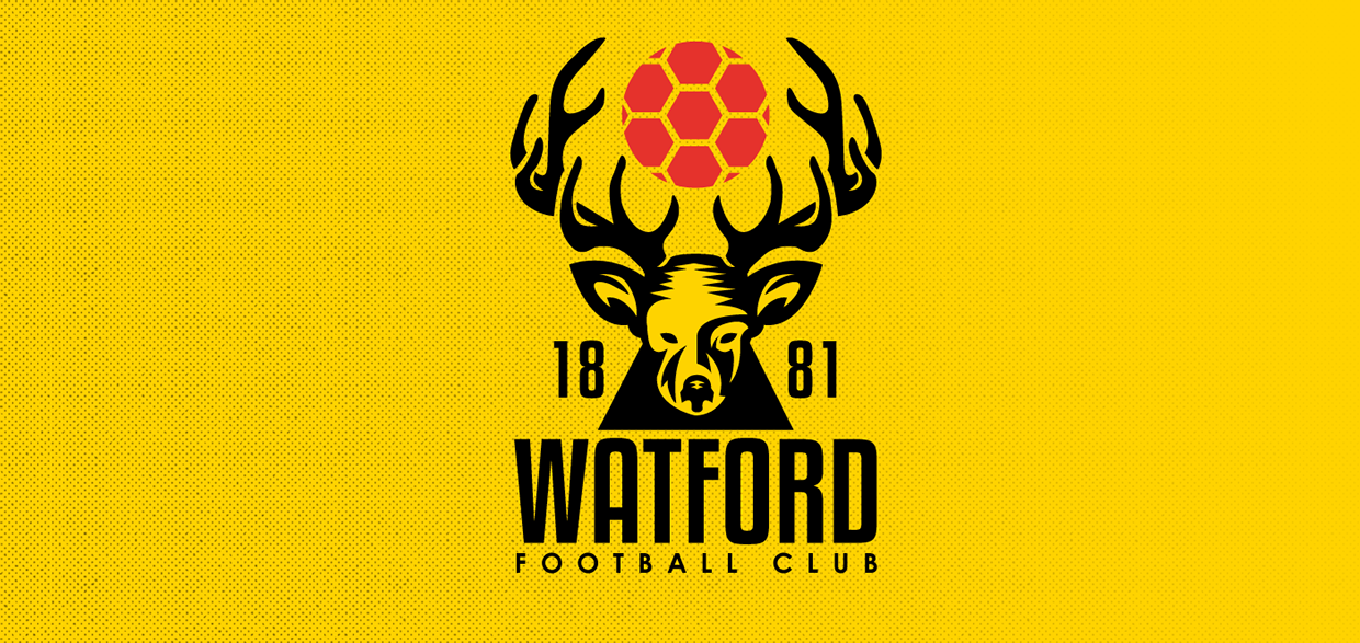 You can follow BMF ART on Twitter - Watford Fc Logo PNG
