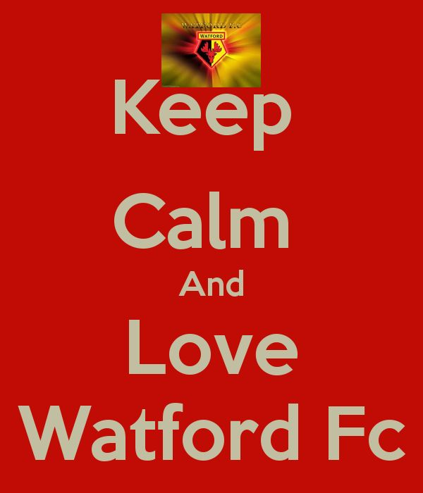 keep-calm-and-love-watford-fc-3.png ( - Watford Fc PNG