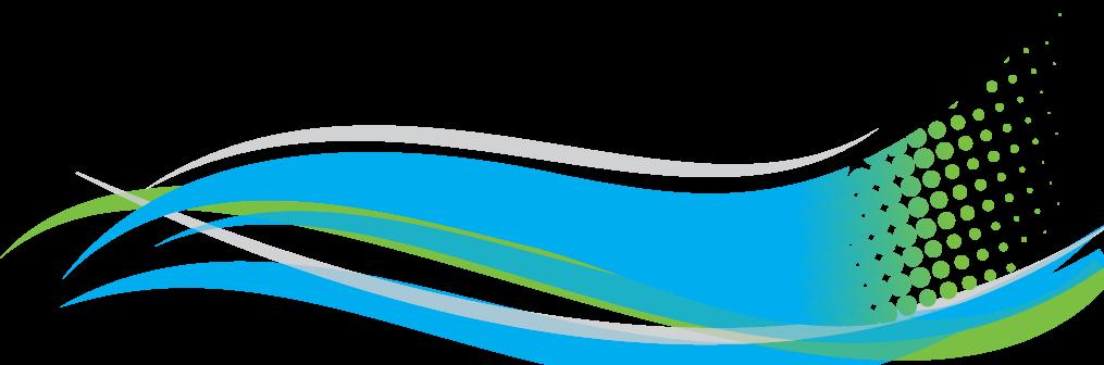 Waves PNG HD Border - 128829