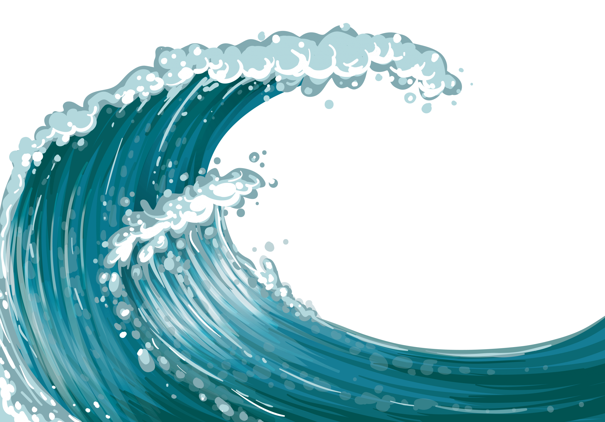 Waves PNG HD - 125929