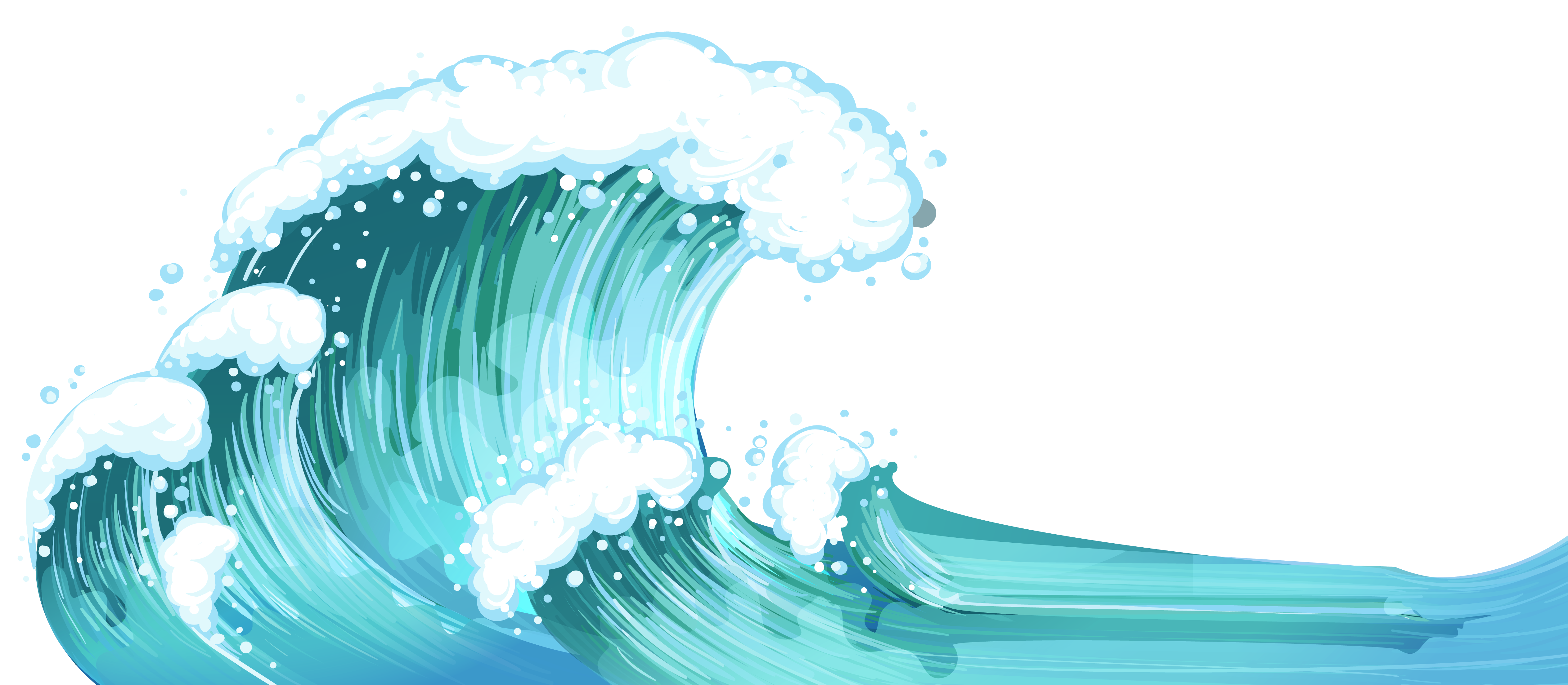 Waves Clipart - Waves PNG HD