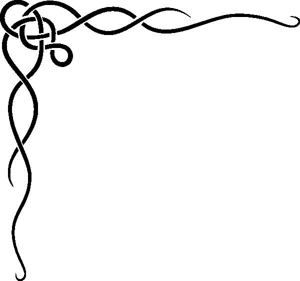 Wavy Line Border PNG - 166014