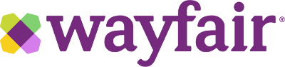 Wayfair Logo Vector PNG - 97476