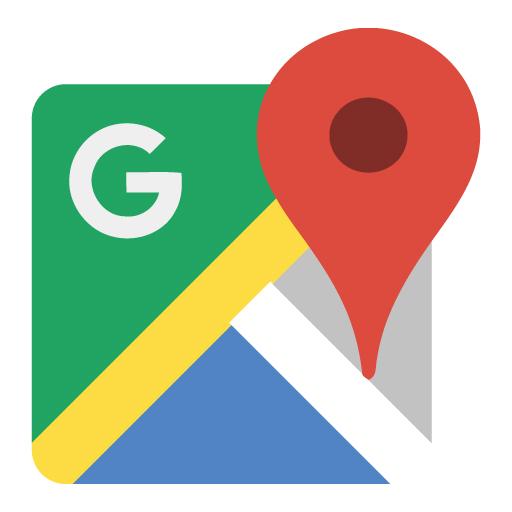 New Google Maps logo vector - Waze Logo Vector PNG
