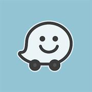 Waze Logo Vector PNG - 100026