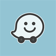 Waze - Waze Logo Vector PNG