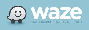 Waze Logo Vector PNG - 100025
