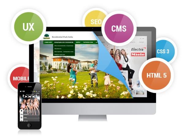 Web Design PNG - 5871