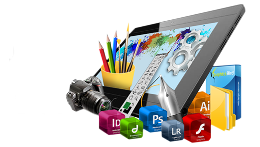 We integrate every tool need for marketing. Whether it be Email Marketing,  SMS Marketing or Social Media Marketing. - Web Design PNG